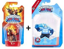Skylanders Trap Team Action Figure - Torch  + Trap Team Trap Master Gusto