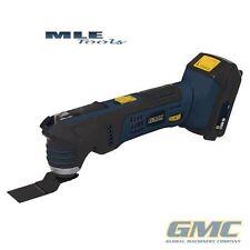 GMC 18V Oscillating Multi Tool scraper cutter saw polisher grinder 642042 GMC18V