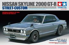 Tamiya 24335 1/24 Scale Model Kit Nissan Skyline KPGC-10 2000 GT-R Street Custom