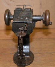 Peugeot sewing machine rare antique collectible tool Audin Court France early