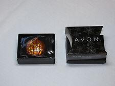 Ladies Womens Avon Halloween Motif Pin Pumpkin Lapel brooche F3657591 NIP;;
