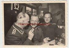 (f2535) ORIG. foto 2.wk, fuerza aérea-familiares en invitado Tube, 1940er