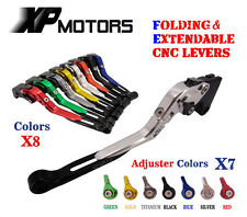 Folding Extendable Brake Clutch Levers For BMW F Series Dual-sport Motorcycles
