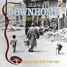 The Downhome Blues Sessions: Back In The Alley 1949-1954 (CDCHD 1194)