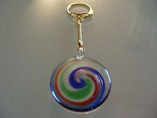 Schlüsselanhänger aus original Muranoglas Schmuck aus Glas UNIKAT Handarbeit