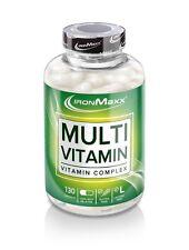 IronMaxx Multivitamine+Complesso minerale + Box per capsule gratis pro 100 g
