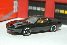 Hot Wheels Knight Rider KITT Car K.I.T.T. - Black - Loose - 1:64