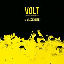 ALEC EMPIRE Volt - Original Soundtrack 2LP VINYL 2017 LTD.500