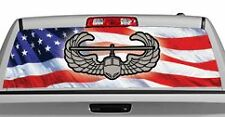 Truck Rear Window Decal Graphic [Military / Air Assault] 20x65in DC05304