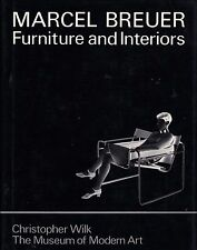 Marcel breuer furniture and interiors bauhaus thonet isokon moderniste design hb!