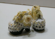 Custom Lace SHOES Boots For Blythe/Pullip/Lalaloopsy/Hujoo/Obitsu/Dal: B3_353,Y