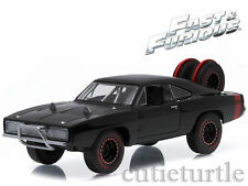 Greenlight Fast & Furious 7 Dom's Offroad 1970 Dodge Charger R/T 1:43 86232 BK