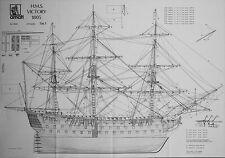 Piani di Costruzione HMS Victory - Amati art. 1028