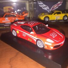 Rare Kyosho 1/64 2005 Ferrari F430 Challenge #14 Collection IV Red