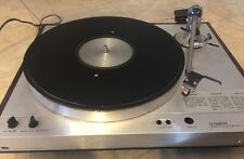 LUXMAN ULTIMATE STEREO COMPONENT Quartz automatic TURNTABLE--PD 375.