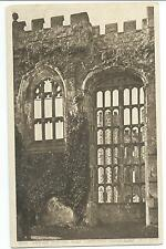 SUSSEX - COWDRAY, THE GREAT TUDOR WINDOW  Postcard