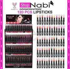 120pcs Lipstick Nabi Round Lipsticks (Wholesale lot)_cruelty Free