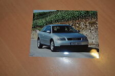 PHOTO DE PRESSE ( PRESS PHOTO ) Audi A3 de 1998 AU448