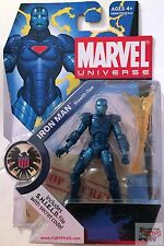 """IRON MAN STEALTH OPS Iron Man MARVEL UNIVERSE 2006 3.75"""" Inch Action FIGURE"""