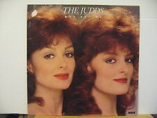 The Judds - Why Not Me - RCA Vinyl Lp - Free UK Post