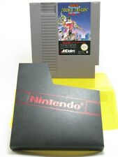 DOUBLE DRAGON 2/jeux NINTENDO NES ,TBE,pal,dust cover -