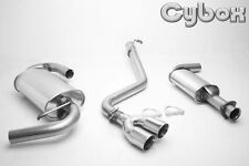 CYBOX ALFA ROMEO GTV 916 3.0 V6 COUPE SPIDER STAINLESS STEEL EXHAUST SYSTEM