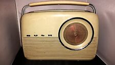 Original Bush TR82C MW/LW Transistor Radio / UNTESTED