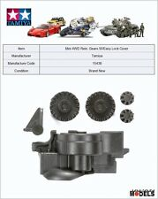 Mini 4wd REINFORCED GEARS W/EASY LOCKING GEAR COVER Tamiya 15438 New Nuovo
