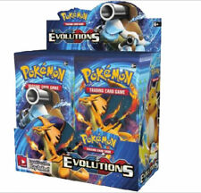 Pokemon TCG: XY12 Evolutions Booster Caja (36 paquetes)
