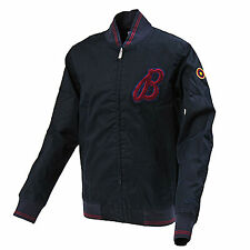 Nike 459404 FC BARCELONA ANTHEM MEN'S SOCCER JACKET Zip Up Blue $150 NWT L