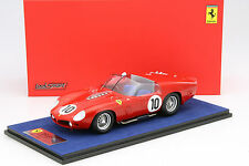 Ferrari TR61 #10 Winner 24h LeMans 1961 Gendebien, Hill 1:18 LookSmart