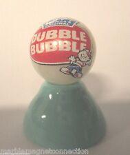 NICE DUBBLE DOUBLE BUBBLE GUM LOGO COLLECTOR MARBLE