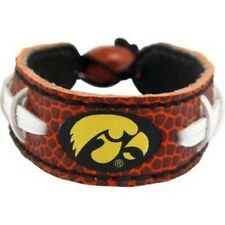 NCAA Iowa Hawkeyes Football Wristband