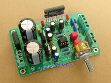 TDA1521 + NE5532 2x 15W Stereo Audio Power Amplifier Board with Pre-amp 15W+15W