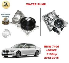 FOR BMW 740 d xDRIVE 313 BHP 2012-2015 WATER PUMP