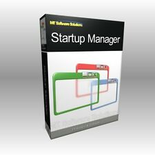 Startup Manager - Speed Up Repair PC Software Computer Program