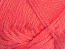 PATONS COTTON BLEND 8PLY 50G BALL KNITTING YARN - CORAL