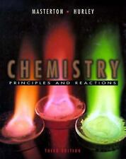 Chemistry: Principles and Reactions, Third Edition
