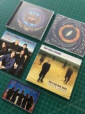 5 Phil Lesh & Friends CD's  There and Back Again + Vol 1 + 1000 stars + magnet