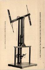 CPA PARIS (3e) Cnam - Modele du télégraphe á signaux de Chappe (300037)