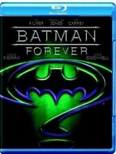 BATMAN FOREVER (Val Kilmer, Tommy Lee Jones) Blu-ray Disc, Schuber NEU+OVP
