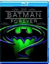 BATMAN FOREVER (Val Kilmer, Tommy Lee Jones) Blu-ray Disc, Schuber NEU+OVP