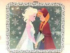 Loungefly Frozen Elsa & Anna Snow Flakes Lunch Box Metal