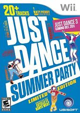 Just Dance: Summer Party - Nintendo  Wii Game