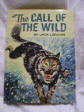 THE CALL OF THE WILD by Jack London -  1960 Hardcover
