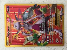 CARTE POKEMON ULTRA RARE MEWTWO EX 164/162 VO NEUF FULL ART IMPULSION TURBO