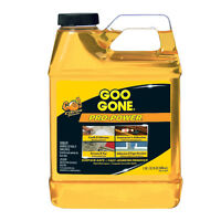 Goo Gone Chewing Gum Ink Pen Crayon Stain Removal 32oz!