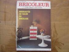 1971 LE BRICOLEUR plans conseils bricole et brocante SOMMAIRE EN PHOTO n° 70