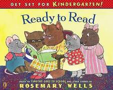 Ready to Read: Get Set For Kindergarten #5 (Timothy Goes to School)-ExLibrary