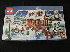 Lego NEW set #10216  Winter Village Bakery    NEW & Sealed  687 Pieces!